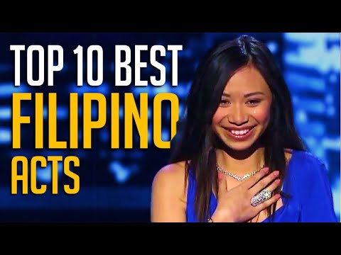 Top 10 Best Filipino Acts EVER On American & Britain Talent Shows – Which One Is Your Favorite?