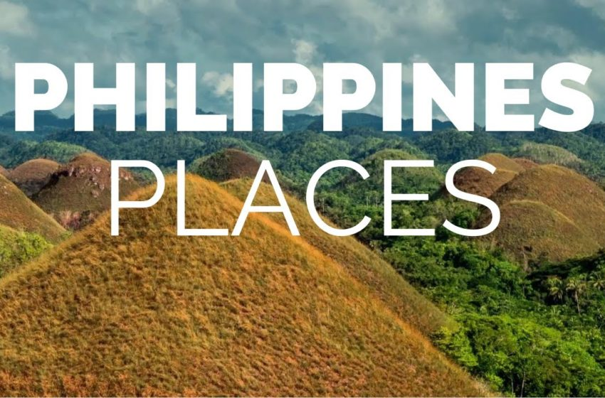 10 Best Places to Visit in the Philippines – Travel Video