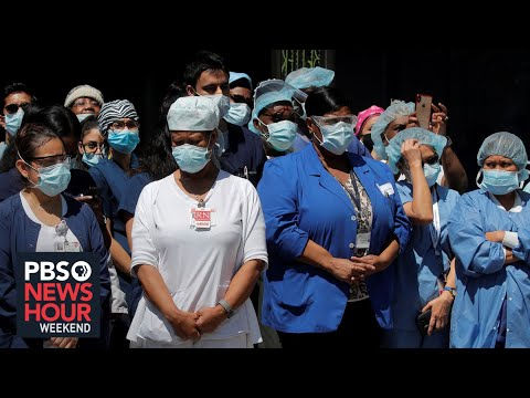 COVID-19 takes heavy toll on Filipino health care workers
