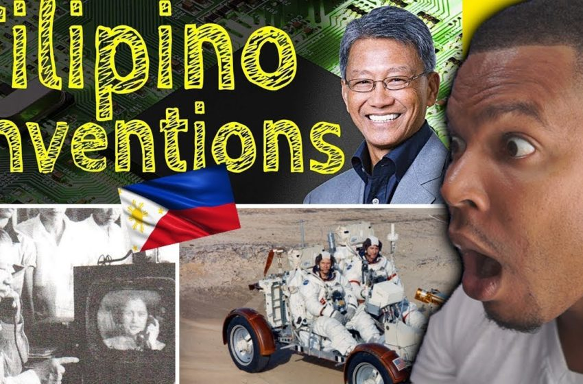 TOP FILIPINO INVENTIONS | YOU DIDN'T KNOW ABOUT