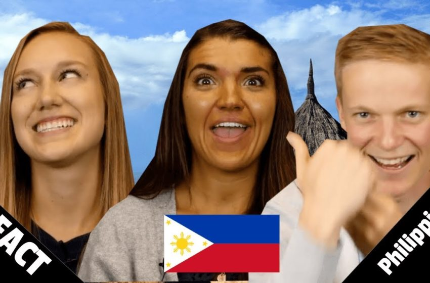 Americans REACT to Filipino Lifestyle | The Philippines Is Amazing