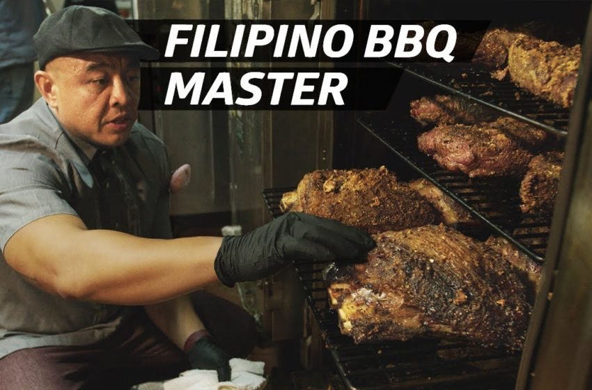 How Filipino Pitmaster Johneric Concordia Makes Some of the Best Barbecue in LA — Smoke Point